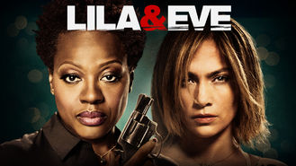 Netflix Box Art for Lila & Eve