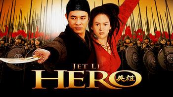 Netflix box art for Hero