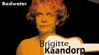 Netflix box art for Brigitte Kaandorp - Badwater