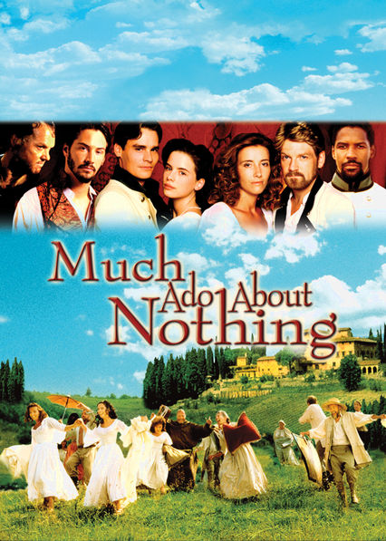 Much Ado About Nothing Netflix MX (Mexico)