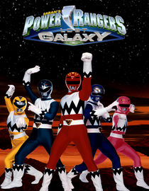 Power Rangers Lost Galaxy: Until Sunset