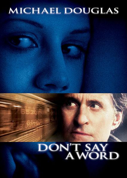 Don't Say a Word Netflix ES (España)