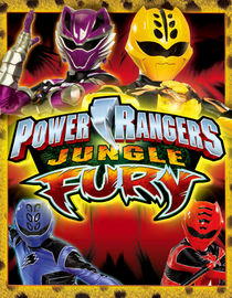 Power Rangers Jungle Fury: Blue Ranger, Twin Danger