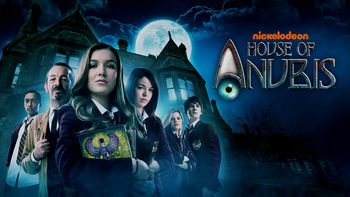 Netflix box art for House of Anubis - Season 1