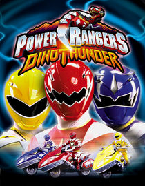 Power Rangers Dino Thunder: A Test of Trust