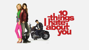 Netflix box art for 10 Things I Hate About You - Season 1