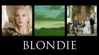 Netflix box art for Blondie