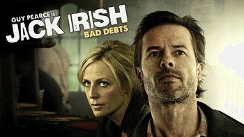 Netflix box art for Jack Irish: Bad Debts