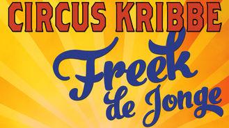 Netflix box art for Freek de Jonge - Circus Kribbe