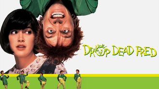 Netflix box art for Drop Dead Fred