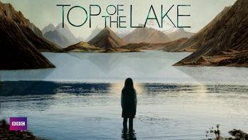 Netflix box art for Top of the Lake - Season 1