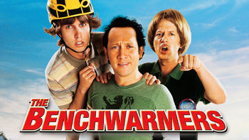 Netflix box art for The Benchwarmers