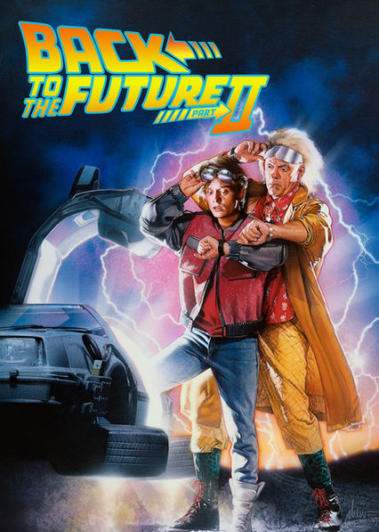 Back to the Future Part II Netflix PH (Philippines)