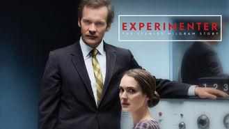 Netflix Box Art for Experimenter