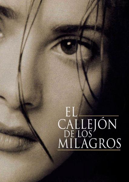El Callejon De Los Milagros Netflix PY (Paraguay)