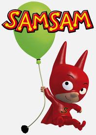 SamSam Netflix ES (España)