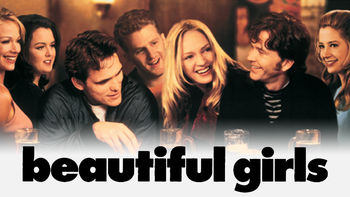 Netflix box art for Beautiful Girls