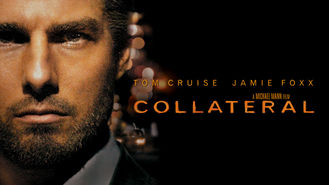 Netflix box art for Collateral