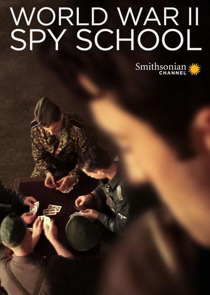 World War II Spy School Netflix PR (Puerto Rico)