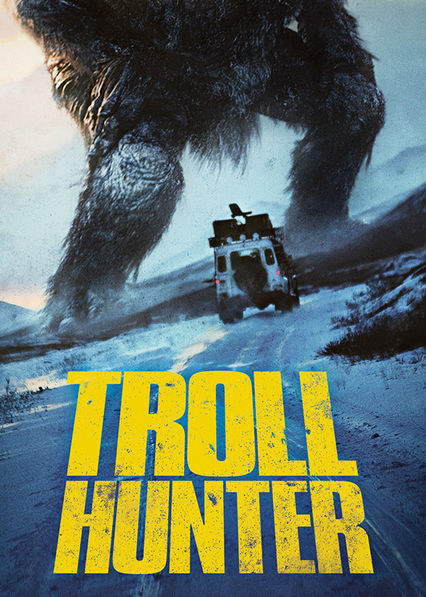 Trollhunter Netflix IN (India)