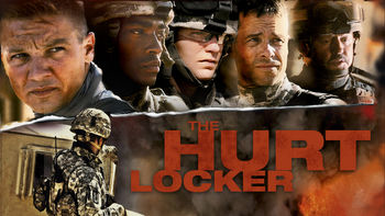The Hurt Locker (2008) on Netflix in Argentina