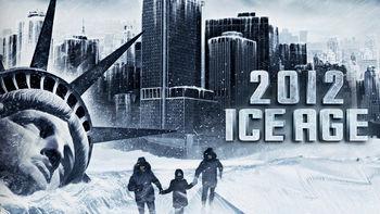 Netflix box art for 2012: Ice Age