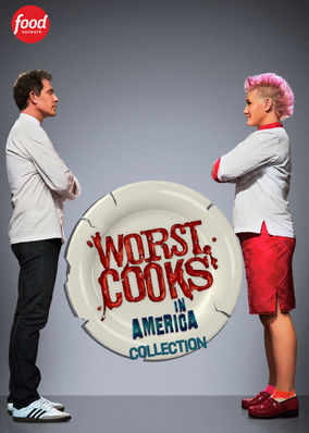 Worst Cooks in America Collection - Season 1