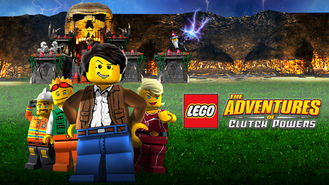 Netflix Box Art for LEGO: The Adventures of Clutch Powers