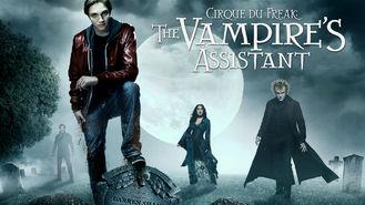 """Résultat de recherche d'images pour """"Cirque du Freak: The Vampire's Assistant netflix"""""""