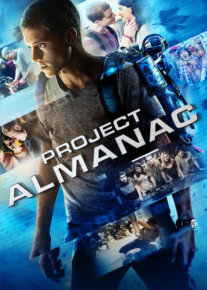 Project Almanac Netflix CL (Chile)