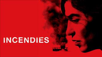 Netflix box art for Incendies