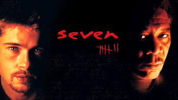 Netflix box art for Seven