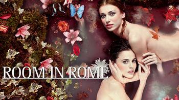 Netflix box art for Room in Rome
