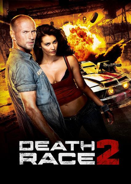 Death Race 2 Netflix PR (Puerto Rico)
