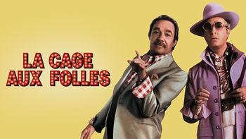 Netflix box art for La Cage aux Folles