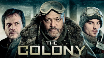 Netflix box art for The Colony