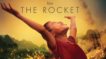 Netflix box art for The Rocket