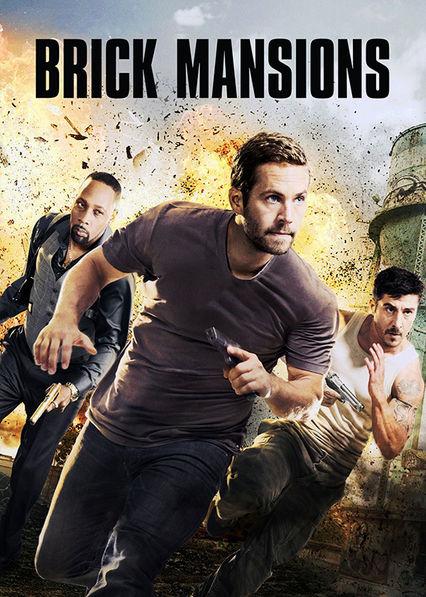 Brick Mansions Netflix BR (Brazil)