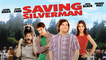 Netflix box art for Saving Silverman