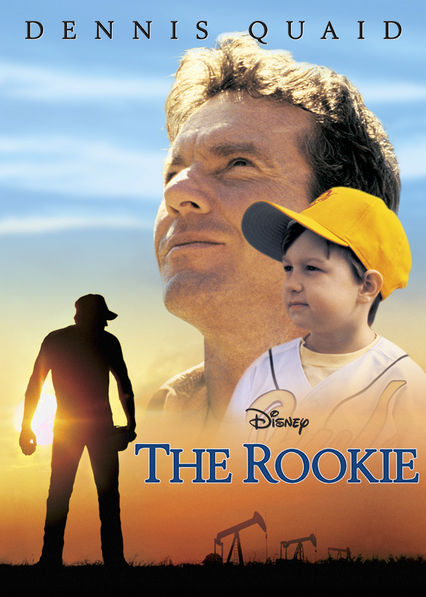 The Rookie Netflix CL (Chile)
