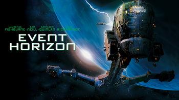Netflix box art for Event Horizon
