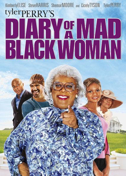 Diary of a Mad Black Woman Netflix KR (South Korea)