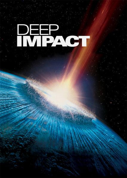 Deep Impact Netflix BR (Brazil)