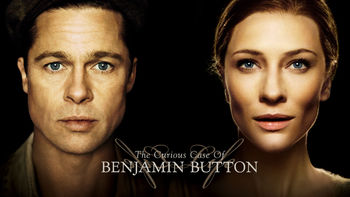 Netflix box art for The Curious Case of Benjamin Button