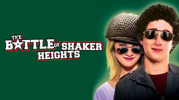 Netflix box art for The Battle of Shaker Heights