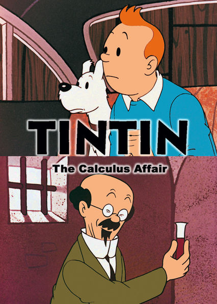 Tintin: The Calculus Affair Netflix EC (Ecuador)