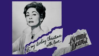 Netflix box art for Mommie Dearest