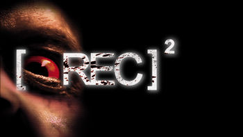 Netflix box art for [REC] 2