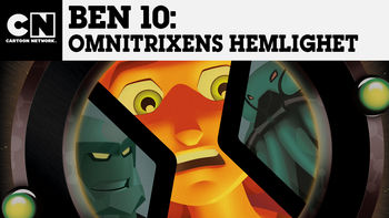 Netflix box art for Ben 10: Secret of the Omnitrix