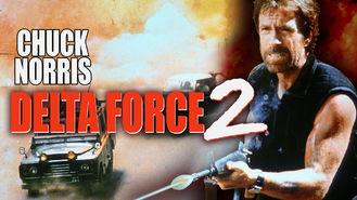 Netflix Box Art for Delta Force 2: Operation Stranglehold